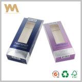 Contenitore di imballaggio di carta con la finestra del PVC per l'atomizzatore di fragranza
