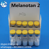 Mt2 de bronceado de piel hormonas peptídicas Melanotan II Melanotan 2