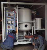 高真空システムが付いている真空の変圧器の油純化器の機械装置