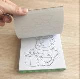 Llevar-A lo largo del conjunto de colorante para el niño embroma el cuaderno de dibujo con los creyones