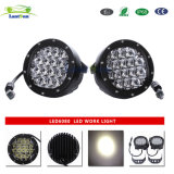 "LED6080 DC10-30V IP68 Alumínio 5 ""Inch 80W Round Offroad LED Woring Light para Atvs Fork Lift Trains"