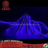 LED 8W 12V/24V/110V/220V 분홍색 SMD2835는 휴일 훈장을%s 네온 유연한 지구 빛을 잘게 썬다