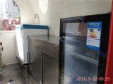 Remorque à alimentation mobile haute qualité avec alimentation électrique