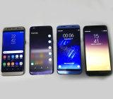 Новый продукт 5.5inch Smartphone S8 Goophone S8 + S8 плюс реальная индикация Android 6.0 HD сердечника 3G WCDMA квада карточки удостоверения личности касания франтовская открывает Clonephone