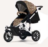 Taqueuse de luxe de bébé d'horizontal élevé neuf de modèle avec la norme européenne