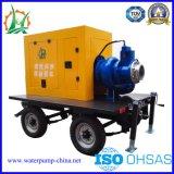경작지 관개 큰 교류 탈수 상승 디젤 엔진 수도 펌프