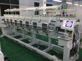 Machine principale de broderie du type 10 neufs de Wonyo avec le logiciel de Tajima