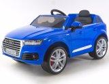 ベストセラーの製品の子供は車Audi Q7の乗車を認可した