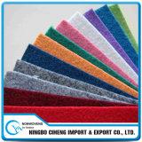 Tissu non-tissé de Chaleur-Réglage perforé par pointeau de polyester pour des chapeaux