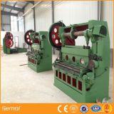 高品質は金属を平らにする機械金網機械製造者を拡大する