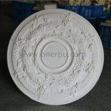 Viktorianischer Polyurethan aufwändiges PU-Decken-Medaillon Hn-028