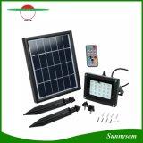 Im Freien LED-Solarflut-Lichter mit 20 RGB LED imprägniern IP65 für Garten, Patio, Plattform, Landschaft, Yard, Halle, Garage, Portal, Pool