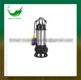Impulsor de latão fio de cobre 12V DC Qb60 Jet Qdx Cpm bomba submersível bomba de água de esgoto com flutuação