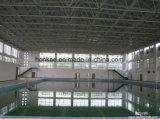 Costruzione del magazzino della struttura d'acciaio dell'indicatore luminoso di galvanizzazione di alta qualità