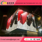 Publicidad exterior impermeable P4-SMD Pantalla LED RGB LED Dem