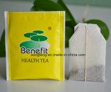 減量ボディ食事療法の茶を混ぜる細い緑茶のハーブの茶自然な草の解決策を細くする利点