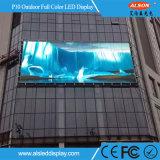 Écran à LED Full Color P10 à LED pour la publicité sur les centres commerciaux