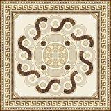 Patrón de la flor de cristal pulido azulejos alfombras de Baldosa Cerámica de 1200x1200mm (BMP09)