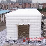 Nuova tenda gonfiabile chiusa ermeticamente bianca del cubo con il ventilatore del Ce