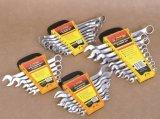 PCS 14Cr-V Fosco Aço Chave de Combinação acabados Definir chave dinamométrica regulada