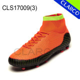 Flyknit Mesh Men Soccer Professionnel Bottes Chaussures Outdoor