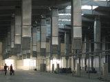 Dispositivo di raffreddamento di aria evaporativo/condizionatore d'aria industriale montato tetto del dispositivo di raffreddamento di aria