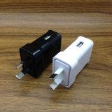 Caricatore del USB dell'adattatore di potere della spina 10W 5V2a dell'Au del caricatore del telefono
