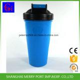 固体青いカラーBPAは安く個人化された蛋白質のプラスチック水差しのシェーカーを放す