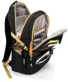 最上質ポリエステル学生の学校のバックパック袋