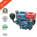 De 4-slag van India de Hete Kleine Enige Gekoelde Dieselmotor van de Cilinder Water (R170A)