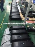 paquete del tiburón de la batería de litio de 52V 14ah Hailong GA con los níqueles estampados y la certificación Un38.3