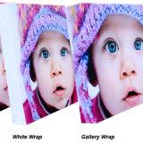 Печатание изображений младенца отсутствие печати холстины рамки для домашней стены