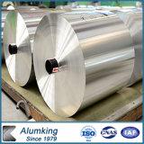 Papel de aluminio para el papel de la cartulina