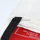 Couverture isolante enduite de silicone de fibre de verre de tissu de fibre de verre de température élevée