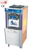 Helado del sabor del anuncio publicitario 3 que hace máquina precio suave de la máquina del helado