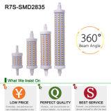 Ampoule de maïs de R7s 14W SMD2835 118mm DEL
