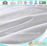 De alta calidad de manta blanca de pluma de ganso y edredón