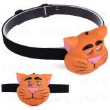 Headlamp винила кота животный (21-2F1704)