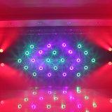 19X15W RGBW 4en1 LED B-K10 de l'oeil déplacer la tête de l'éclairage
