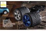 GS 새로운 부속품 둥근 소형 Bluetooth 스피커 오디오 타이어 스피커