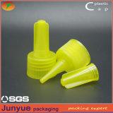 Torcedura plástica caliente de Saling 24/410m m de la fábrica del casquillo de China del casquillo de la tapa de la aguja de la botella