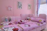 Кровать ткани детей способа мягкая (E6019)