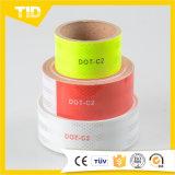 DOT-C2高輝度等級の承認される反射プリズムConspicuityテープロールスロイスの点