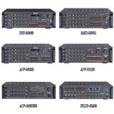 9 Groupes EQ 15W Mini amplificateur mixeur avec lecture MP3 (AV-7201)