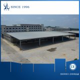Estructura de acero de alta calidad de bajo costo de Prefab para el almacén