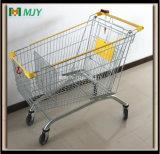 210 litros del supermercado de carro de compras
