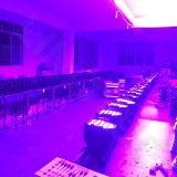 Van het LEIDENE van de Club DMX van de nacht het Licht PARI van de Disco
