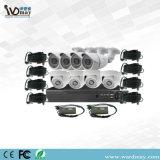 8CH WDM 2.0MP CCTV SEGURIDAD CCTV H. 264 Kits de DVR Sistema /