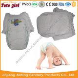 工場卸し売り赤ん坊のおむつのズボンの新しい普及した赤ん坊のトレーニングのズボン