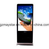 携帯用写真ブース機械LCDデジタル広告